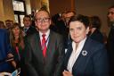 Pani Premier Beata Szydło, dyrektor Leszek Langer