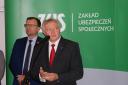 Wiesław Janczyk, wiceminister Finansów