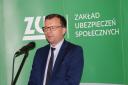 Marcin Zieleniecki, Wiceminister Rodziny Pracy i Polityki Społecznej
