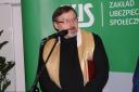 Stanisław Jopek, proboszcz parafii Najświętszego Serca Pana Jezusa